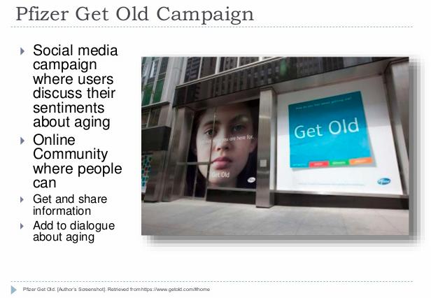 Pfizer Outreach Campaign